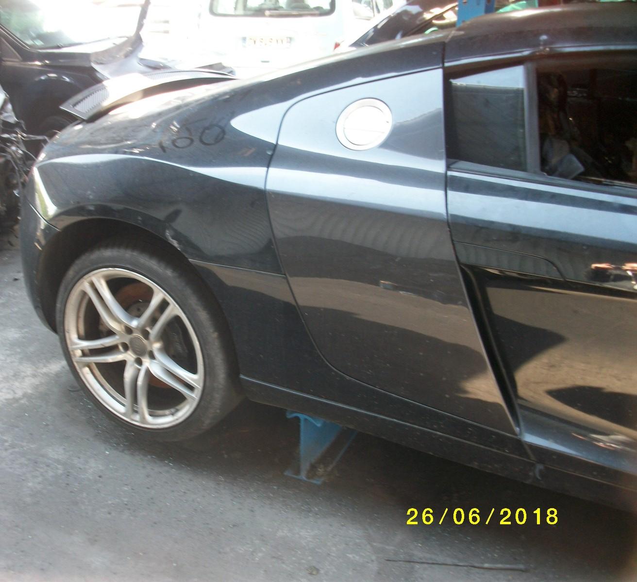 Audi R 8 QUATTRO2