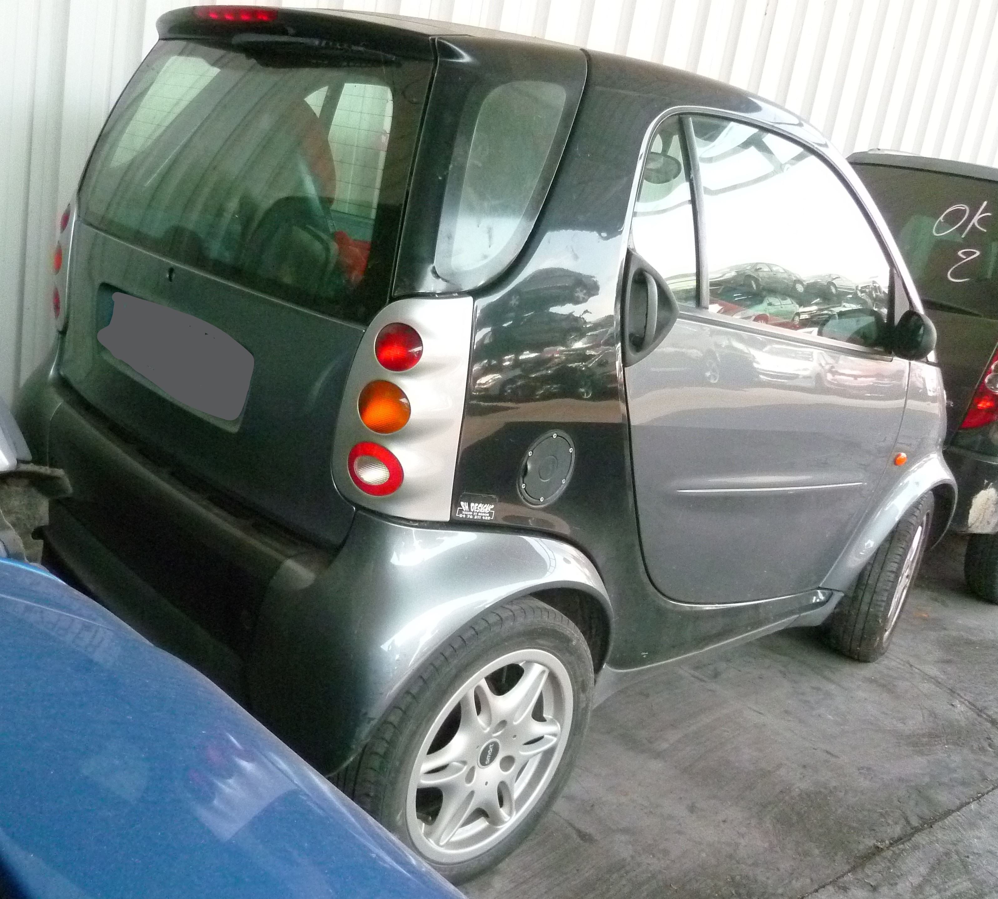 Smart Fortwo City coupe2