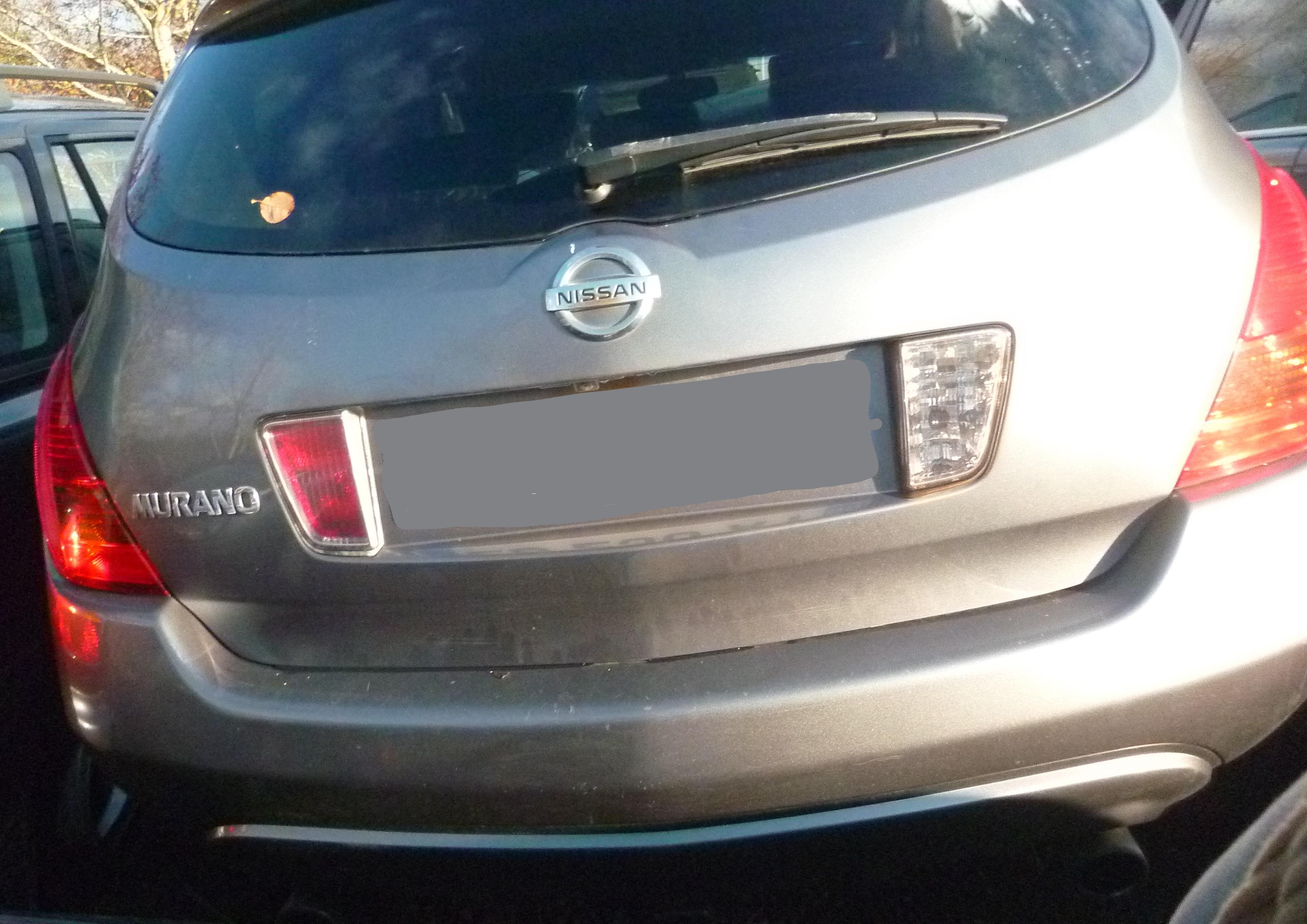 Nissan Murano2