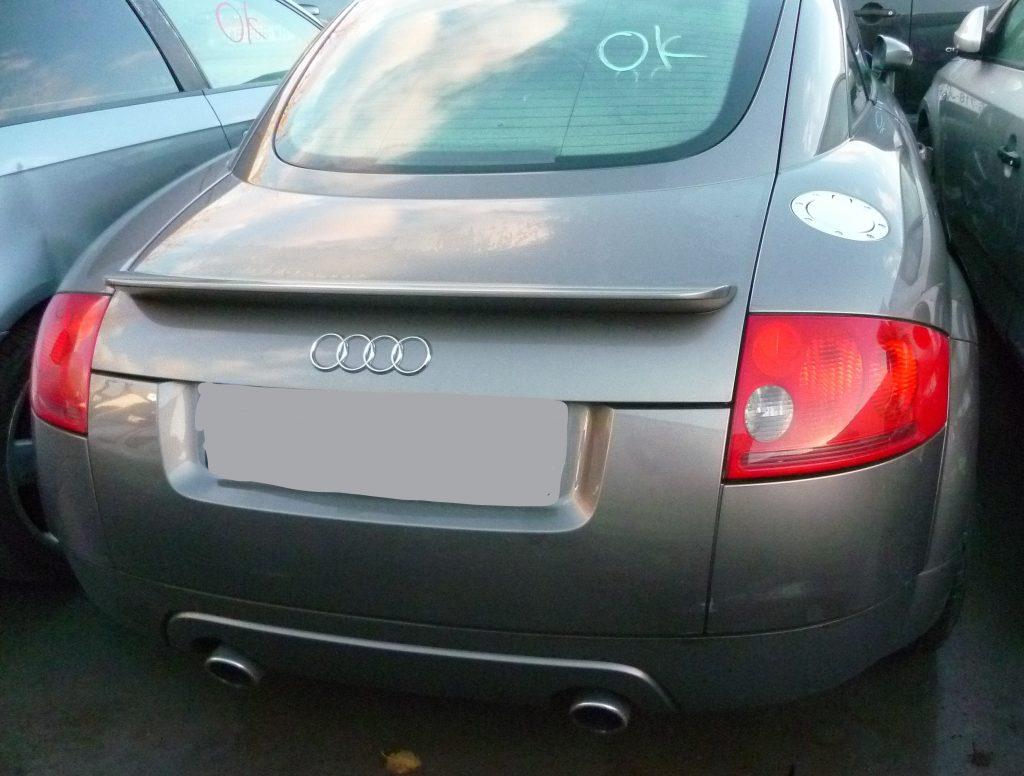 Audi TT2