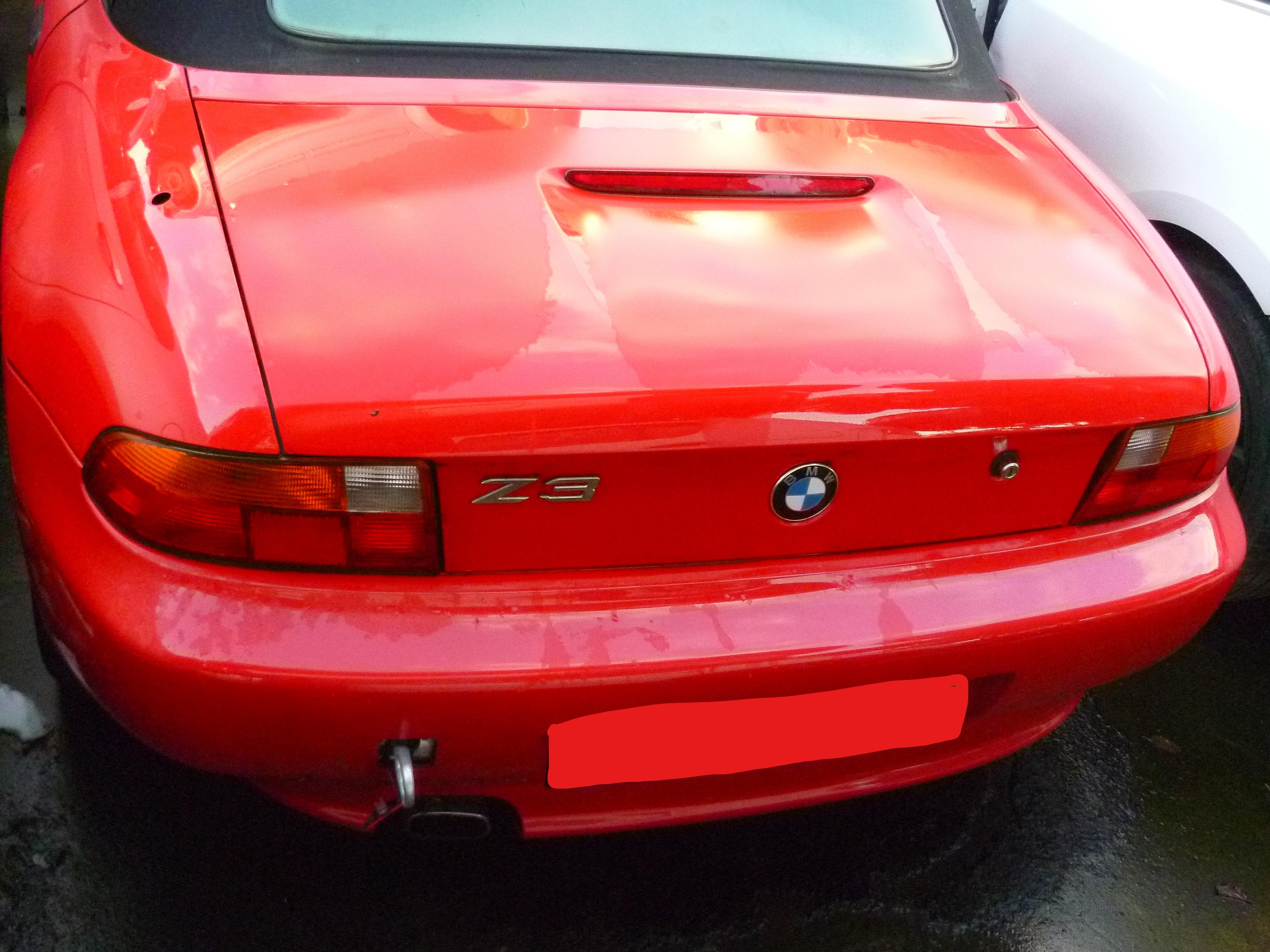 BMW Z32