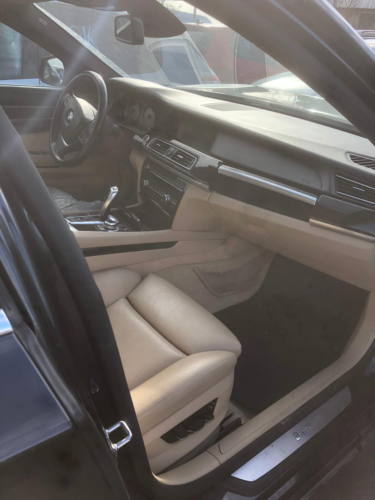BMW Serie 7 730 D2