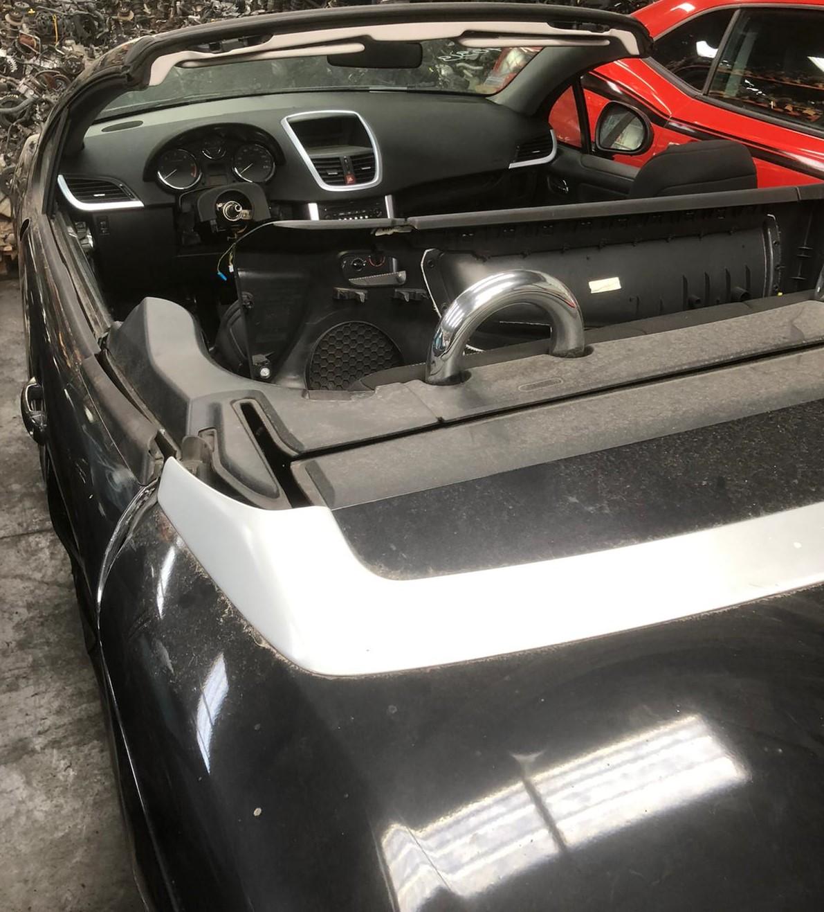 Peugeot 207 CC2