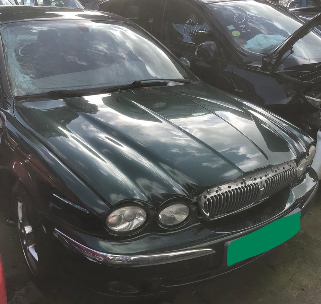 Jaguar Daimler vx-type